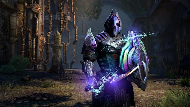 Opal Weapons ESO