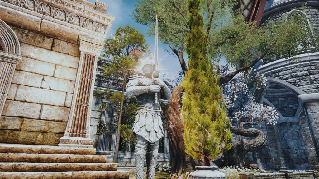 ESO Statues