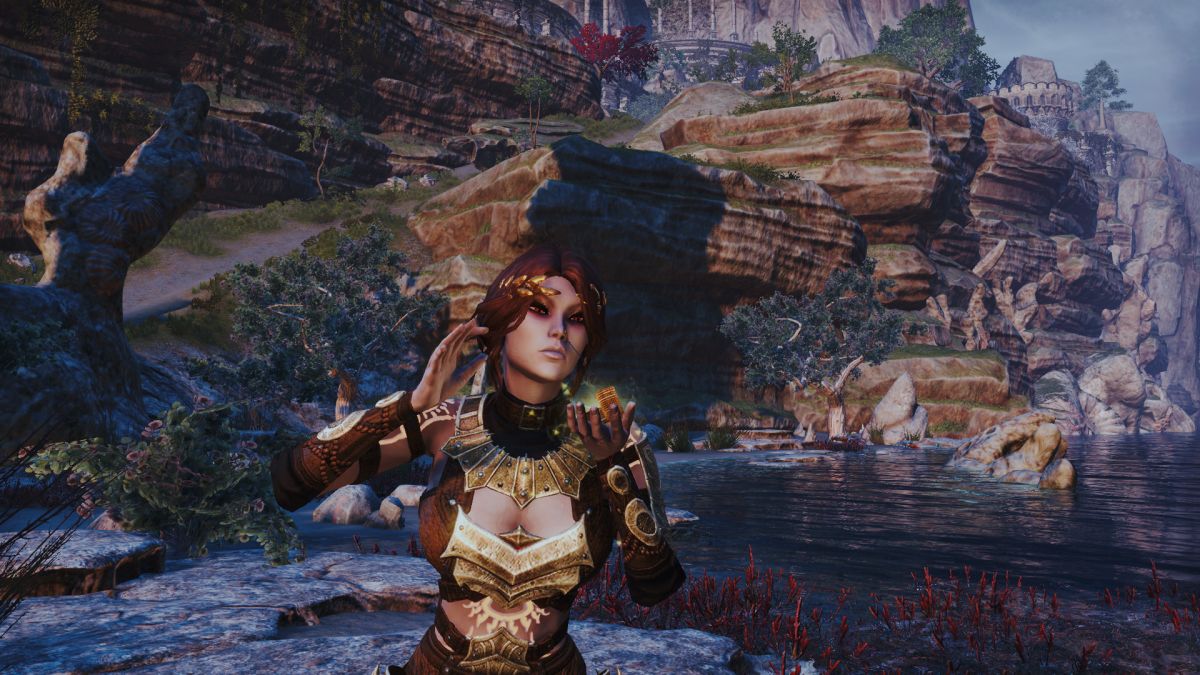 Making Gold In ESO Without Trading